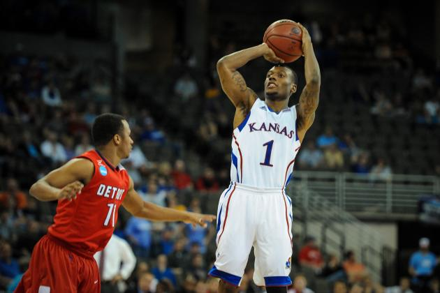Why Naadir Tharpe Should Replace Elijah Johnson in Kansas' Starting Lineup