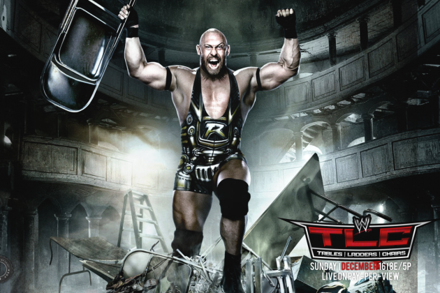 WWE Tables, Ladders and Chairs 2012: Best Possible Outcomes for Epic PPV