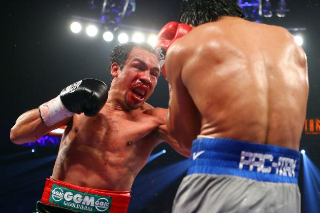 Report: 'I Am a Clean Fighter,' Marquez Insists