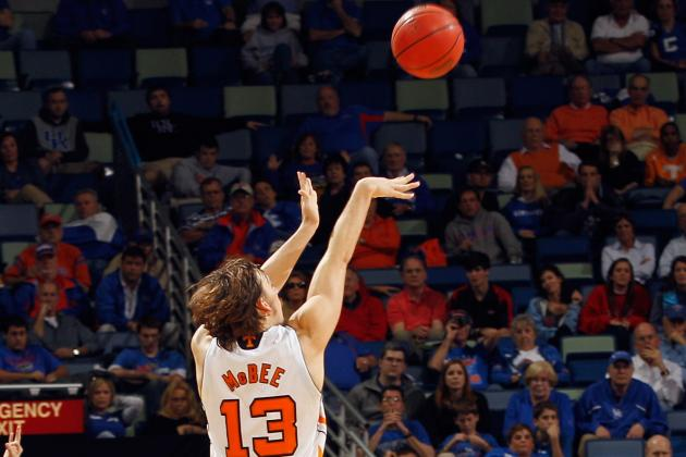 Grainger High School Retires Skylar McBee's Jersey