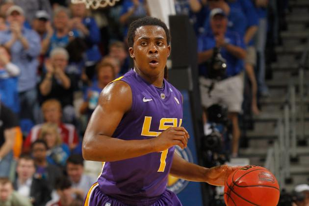 LSU's Anthony Hickey Could Be Back This Season