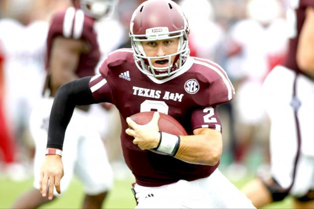 The Scary Thing Is, Johnny Manziel's Only Going to Get Better
