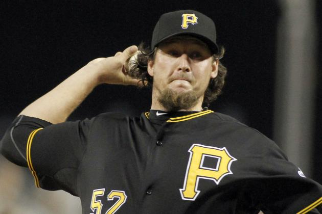 MLB Trade Rumors: How Joel Hanrahan to the Dodgers Would Impact the NL