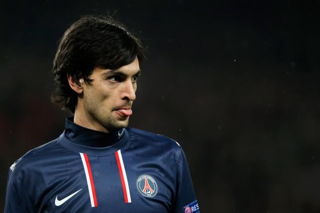 Report: PSG Reject Milan's Pastore Loan Offer