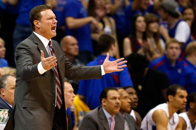 Spirited Victory Helps Self Preach High-Energy Approach to Jayhawks