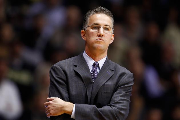 Purdue Coach: We Have an Immature Basketball Team