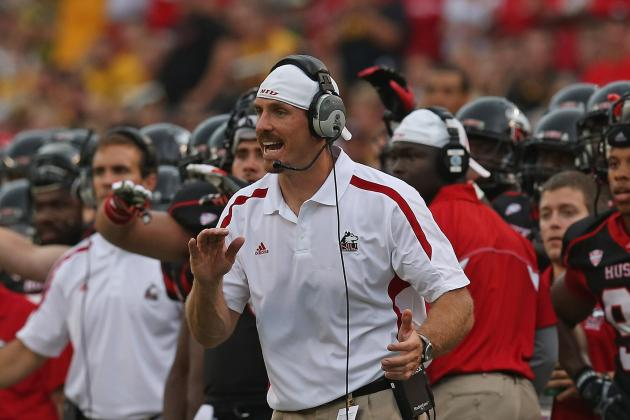 Dave Doeren Misses out on Sizable BCS Bonus Pot