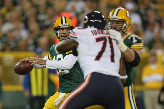 Chicago vs. Green Bay: Analyzing the Packers Offense for Week 15