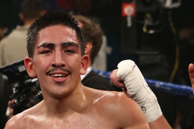 Leo Santa Cruz vs. Alberto Guevara: Fight Time, Date, TV Info and More