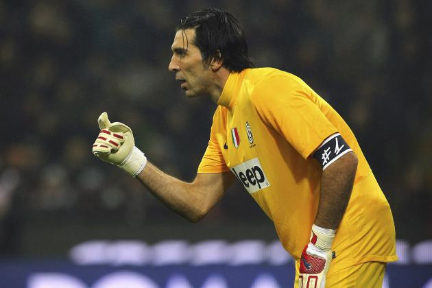 Keeper Gianluigi Buffon Wants Short-Term Juventus Deal