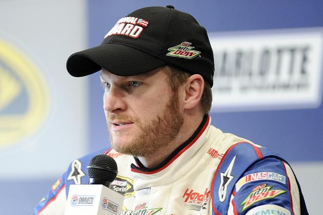 Earnhardt, Keselowski Happy with 2013 Cars