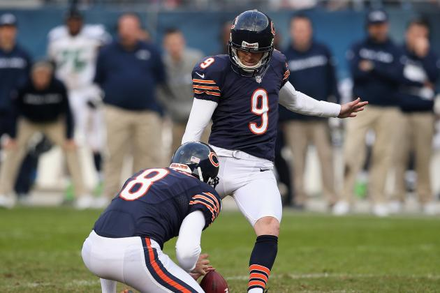 What Impact Does Replacing Gould with Mare Have on Bears' Postseason Chances?