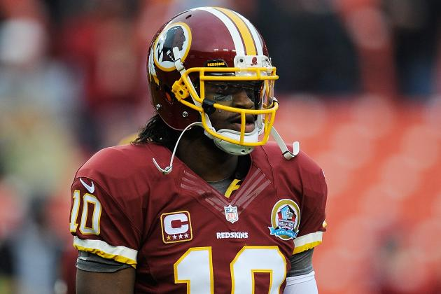 RGIII's Dad: The Kid Will Play Sunday