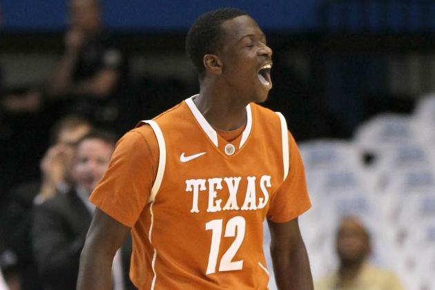 Texas' High Hopes Contingent on Myck Kabongo's Return