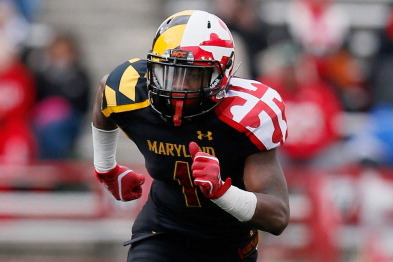 Terps Football Announces 2012 Season Awards: Stefon Diggs Named Team MVP