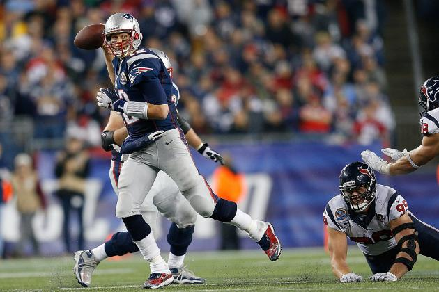 More Tom Brady, More New England Patriots, More NFL Records in Week 14