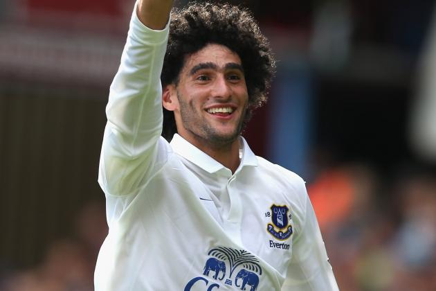Fellaini Expects to Stay at Everton