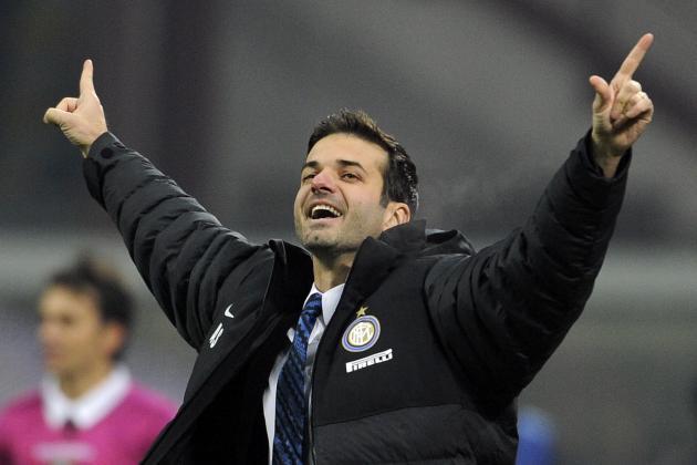 Andrea Stramaccioni Confident of Inter Milan Title Challenge