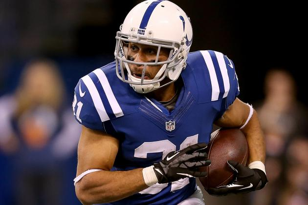 Colts Place Donald Brown on IR