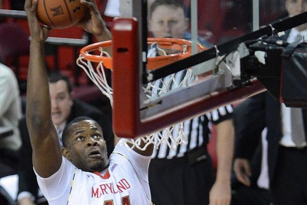 Shaquille Cleare emerging for Terps