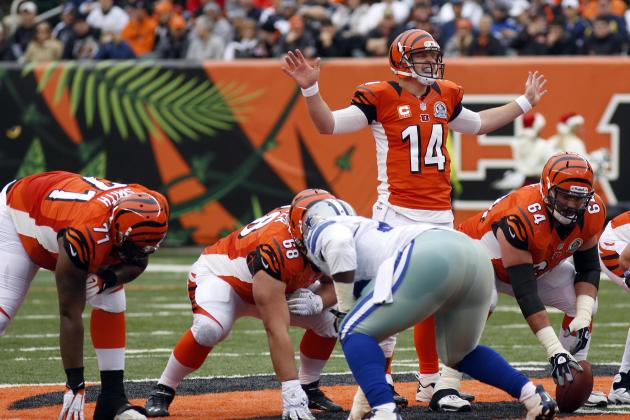 Cincinnati Bengals Progress Report: Forging a Path to the Postseason
