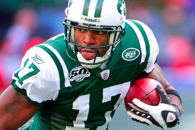 New York Jets Claim Braylon Edwards off Waivers