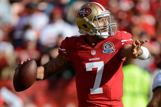 Breaking Down How Colin Kaepernick Can Expose Patriots in Week 15