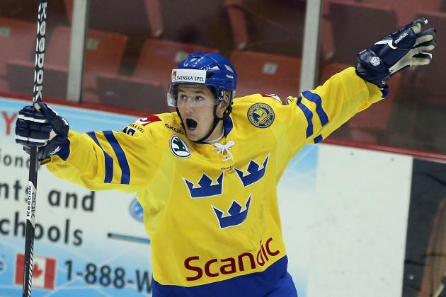 5 International Players Who Could Be in NHL Next Year