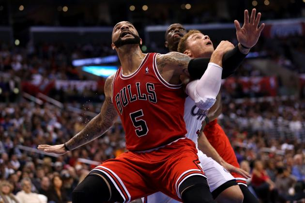 Amnestying Carlos Boozer Won't Solve Chicago Bulls' Financial Crisis