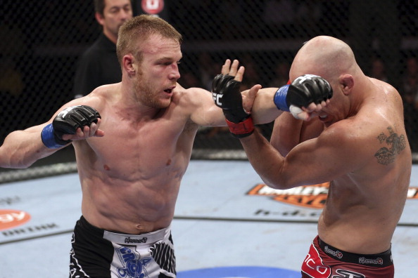James Head Looking to Make a Statement Against Pyle at TUF 16 Finale