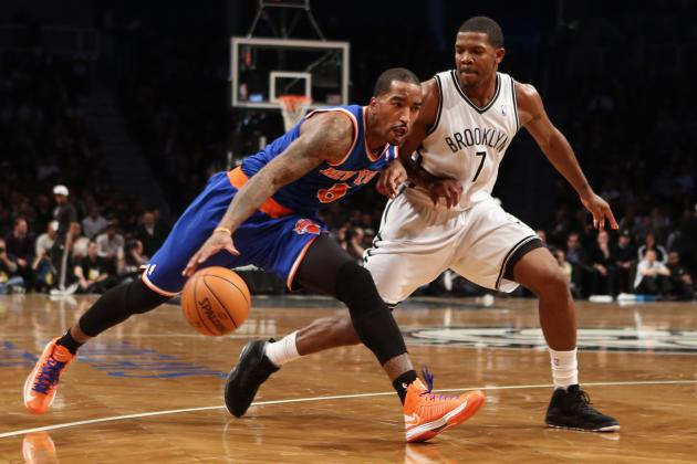 New York Knicks vs. Brooklyn Nets: Live Score, Results and Game Highlights