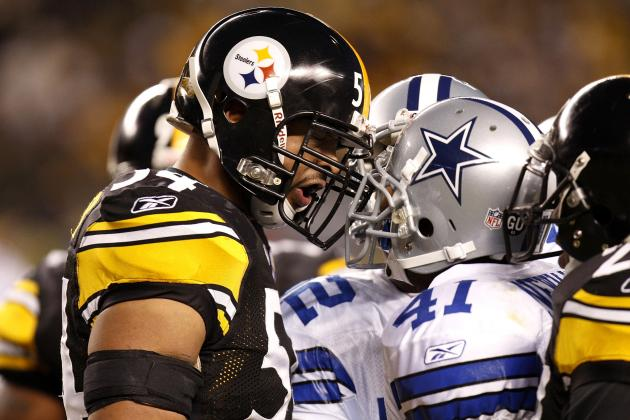 Steelers vs. Cowboys: TV Schedule, Live Stream, Spread Info, Game Time and More