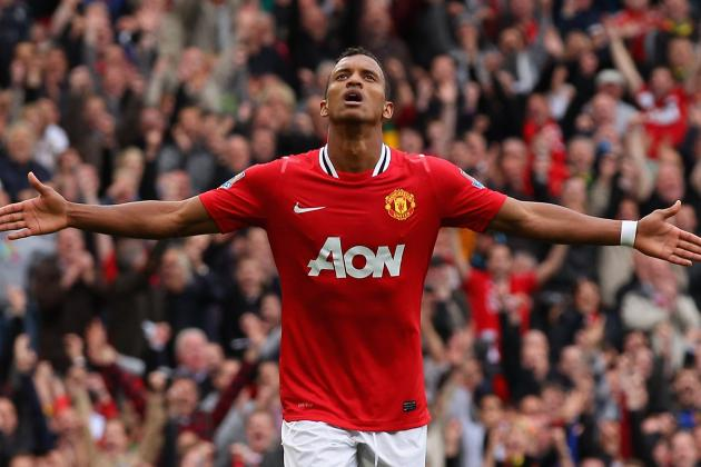 Manchester United: Breaking Down Nani's Career at Old Trafford