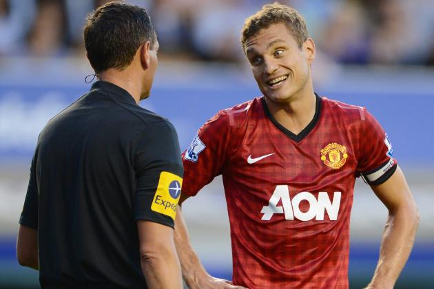 He's Back! Fergie Confirms Vidic Will 'Definitely' Play Against Sunderland