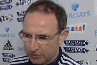 Martin O'Neill Relieved by Reading Rout