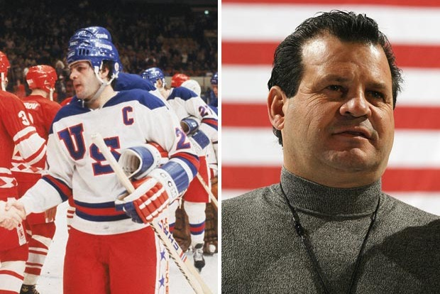 Mike Eruzione's Epic 'Miracle on Ice' Jersey Worth About $1 Million