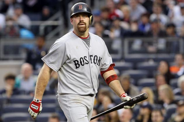 MLB Free Agency 2013: Yankees Sign Kevin Youkilis to 1-Year, $12M Deal