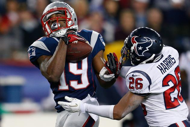 Patriots Place WR Donte' Stallworth on IR; Release TE Visanthe Shiancoe