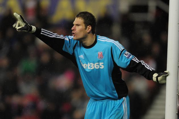 Liverpool Transfer News: Reds Shouldn't Bother Chasing Stoke's Asmir Begovic