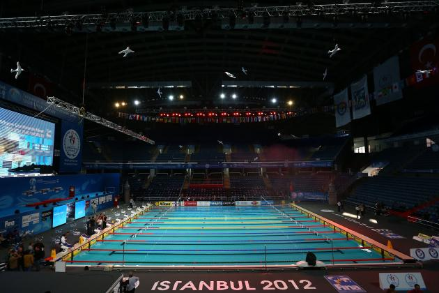 FINA World Swimming Championships 2012: Dates, Event Schedule and More