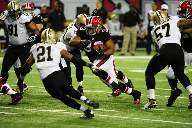 Atlanta Falcons: How the Falcons Can Manufacture a Running Attack