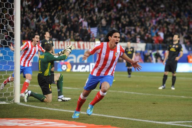 Lionel Messi vs. Radamel Falcao: Comparing La Liga Superstars