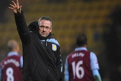 Villa Boss Lambert Stays Grounded After Thrashing Former Club Norwich