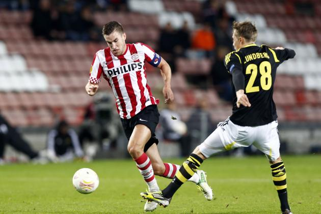 Scouting Report: Manchester United Transfer Target Kevin Strootman