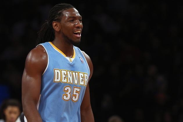 NBA Gamecast: Denver vs. Detroit