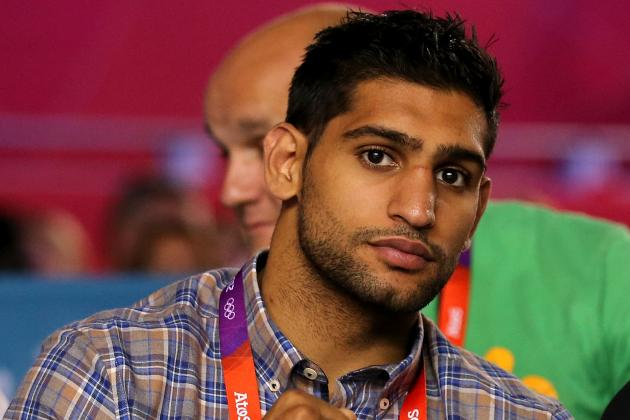 Amir Khan Must Defeat Carlos Molina in Order to Advance His Career