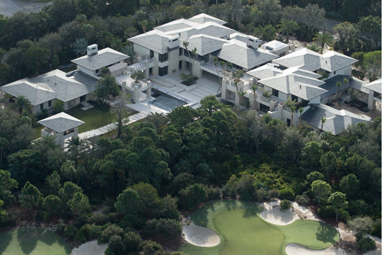 Michael Jordan Building $12.4M Paradise