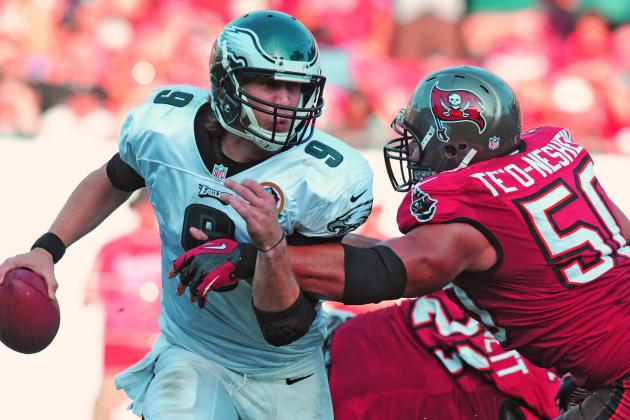 Breaking Down Nick Foles' Breakout Performance Against Tampa Bay