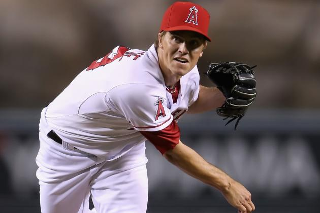 Zack Greinke Favored Texas at One Point