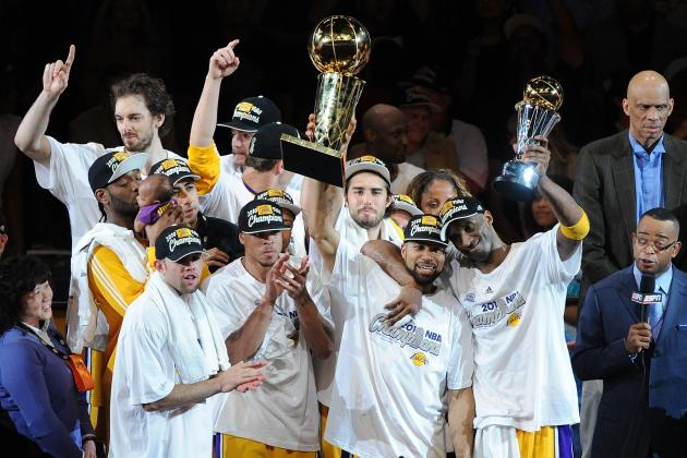 Los Angeles Lakers: A Three-Pronged Plan to Get the Lakers Back to the Finals